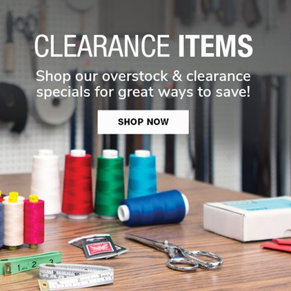 Clearance Items. Shop our overstock & clearance specials for great ways to save! Shop Now.