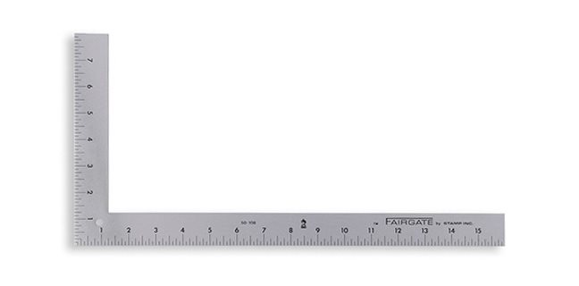 L-Square Rulers | L-Square Metal Rulers | L Square Metal Tailors Rulers