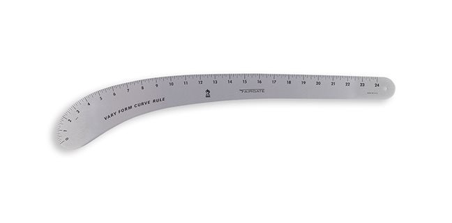 Hip Curve Rulers | Metal Hip Curve Rulers | Metal Hip Curve Tailors Rulers