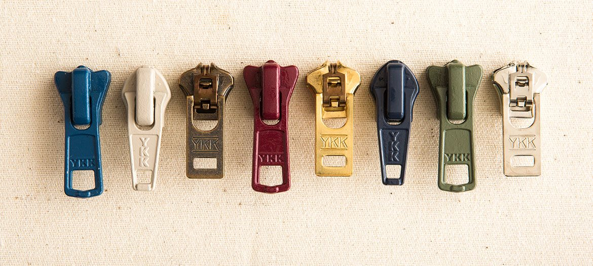 Zipper Sliders | Replacement Zipper Sliders | YKK Zipper Sliders