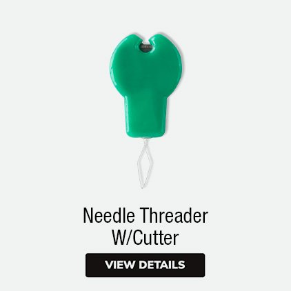 Needle Threaders | Needle Threader With Cutter | Needle Threaders With Thread Cutters