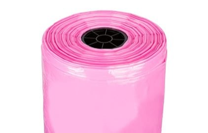 Plastic Perforated Continuous Poly Plastic Roll Bags